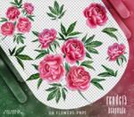 Renders 473 // Flowers Pngs