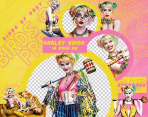 Pack Png 2689 // Harley Quinn (Birds of Prey)