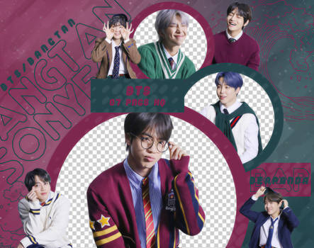 PACK PNG | BTS (MAP OF THE SOUL 7) (VERSION 4)