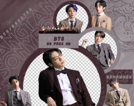 PACK PNG | BTS (MAP OF THE SOUL 7)