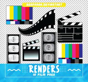 Renders 502 // Film Pngs