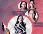 Pack Png 2733 // Jisoo (BLACKPINK) (Vogue 2020)