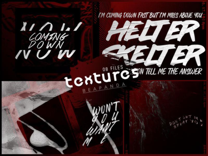 Textures 170 // Helter Skelter