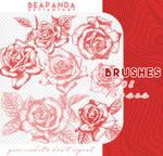 Brushes 151 // Roses