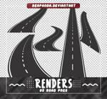 RENDERS // Road Pngs