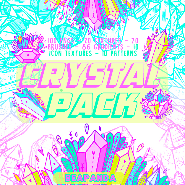 + CRYSTAL PACK + [PASSWORD IN THE DESCRIPTION]