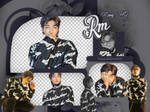 PACK PNG | RM (BTS) (Weverse Magazine 2020)