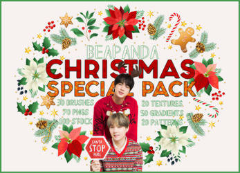 CHRISTMAS PACK || PART 1