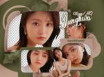 PACK PNG | Junghwa (EXID) (Nylon Korea 2019)