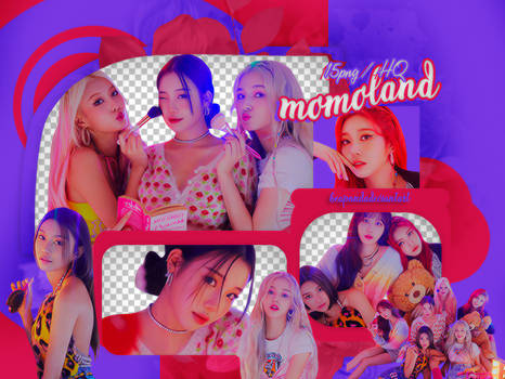 PACK PNG | MOMOLAND (READY OR NOT)