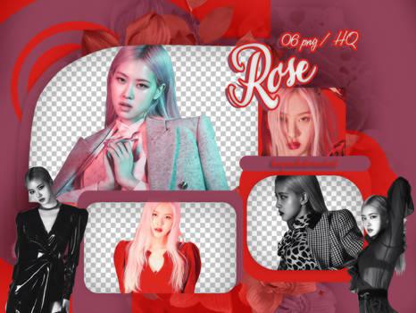 PACK PNG | Rose (BLACKPINK) (Dazed Korea 2020)
