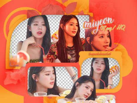 PACK PNG | Miyeon (G)I-DLE (DUMDi DUMDi Naver)