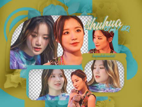 PACK PNG | Shuhua (G)I-DLE (DUMDi DUMDi Naver)
