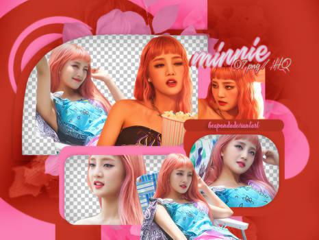 PACK PNG | Minnie (G)I-DLE (DUMDi DUMDi Naver)