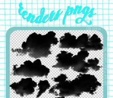 RENDERS | Clouds Pngs