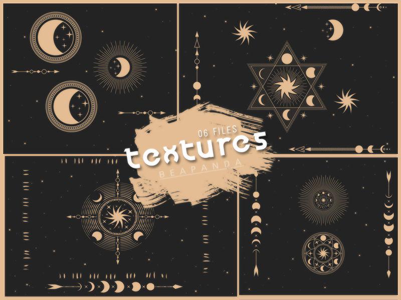TEXTURES | MAGIC TAROT