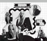 PACK PNG | Rose (BLACKPINK) (W Korea May 2021)