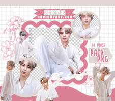PACK PNG   Jimin (BTS) (DICON 2020)