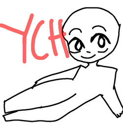 i need points - ych