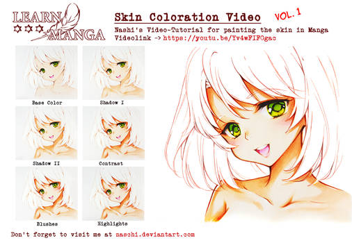 Skin Coloration VIDEO