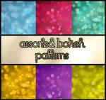 Assorted Bokeh Patterns