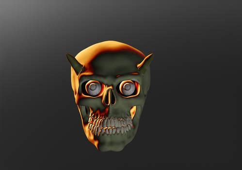 UBD Skull