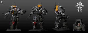 MRU Gunner Heavy