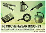 KITCHENWEAR BRUSH COLLECTION-1