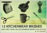 KITCHENWEAR BRUSH COLLECTION-2