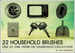 HOUSEHOLD BRUSH COLLECTION