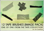 TAPE BRUSH IMAGE PACK
