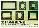 FRAME BRUSH COLLECTION