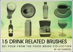 FOOD BRUSH COLLECTION - Drink