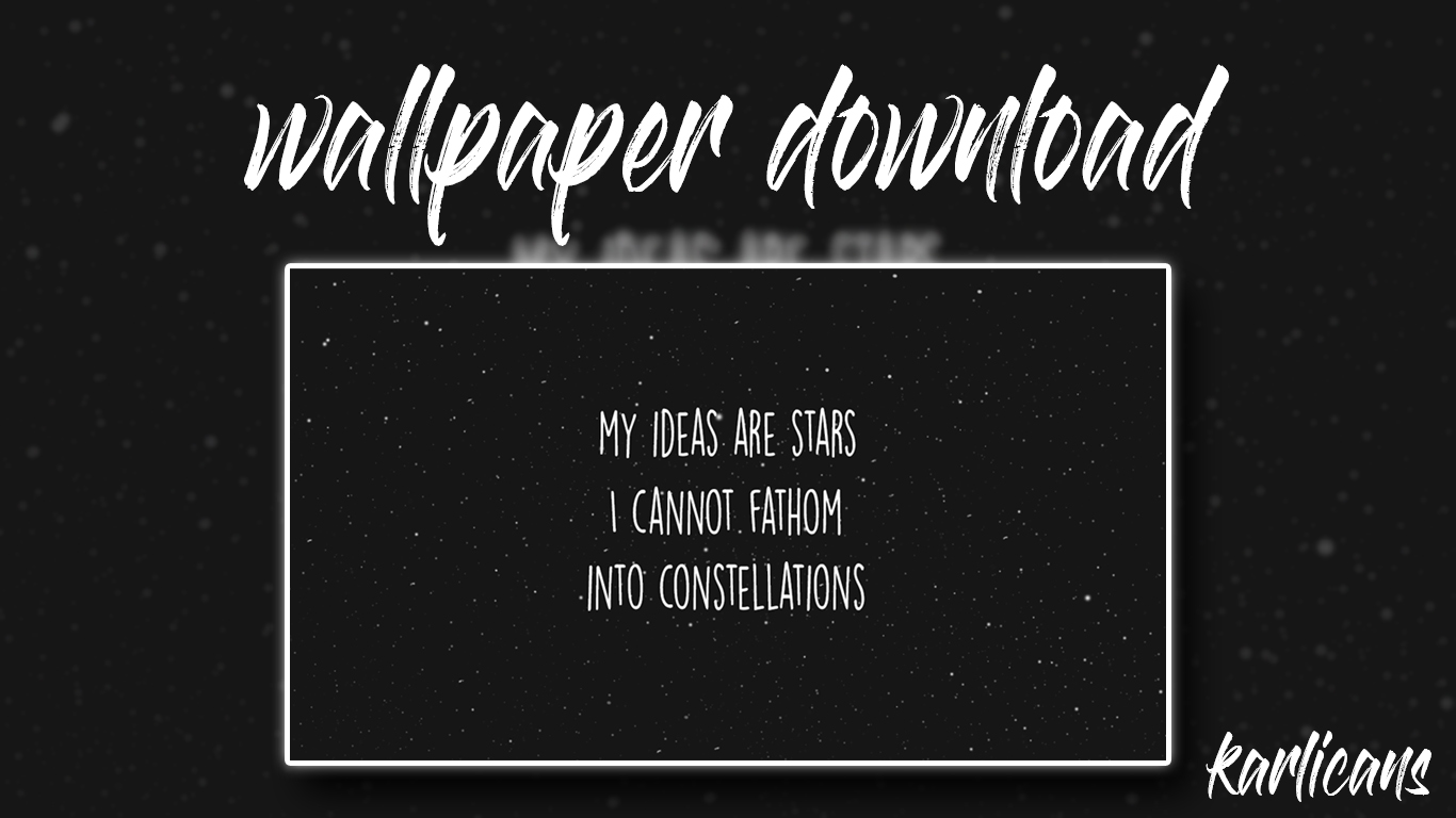 wallpaper the fault in our stars quote by karlicans on