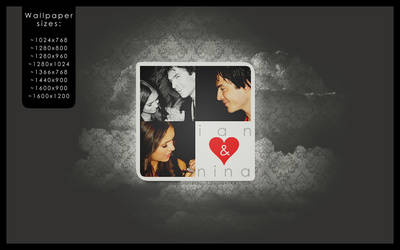 Nina n Ian wallpaper