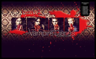 we heart VD wallpaper