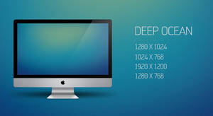 Deep Ocean Wallpaper