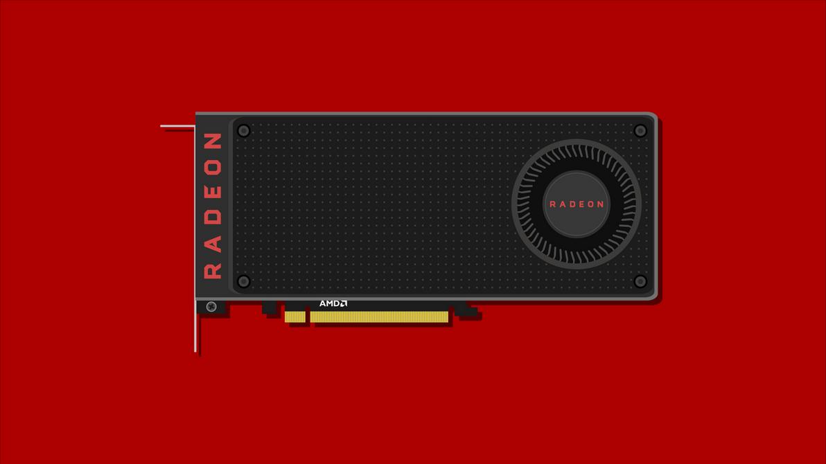 Radeon RX 480 by MaverickGeek