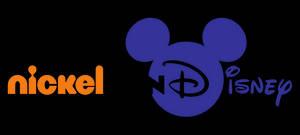 NickeloonDisney logo