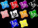 Rebranded Hub logo (various)