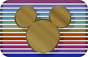 Disney Channel logo (1988-1993) by DecaTilde