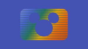 Disney Channel logo - 1983 (Jigsaw Puzzle)