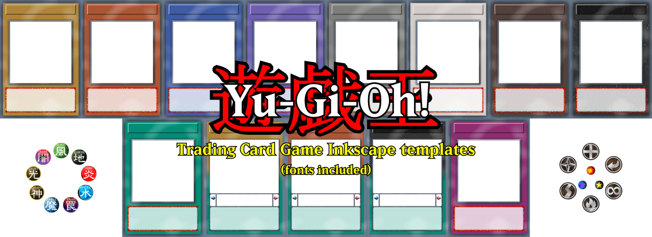 Yu Gi Oh Tcg Card Templates By Decatilde On Deviantart