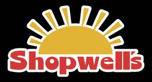 Shopwell's logo (retrace)