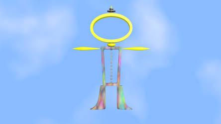 Nabisco Thing Blender model