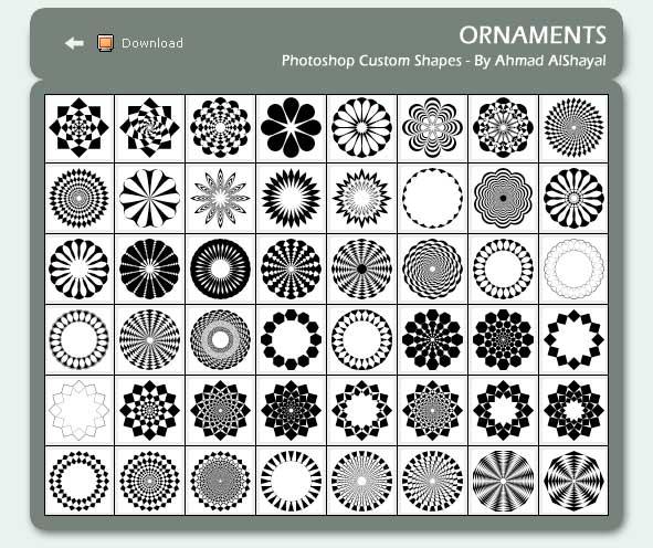 Ornaments - ahmad alshayal