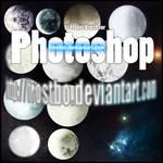 Planet Brush Set for Photoshop