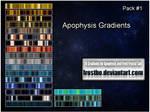 Apophysis Gradient PACK 1