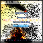 4 Explosion Debris Effect PNG