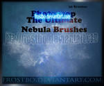 Ultimate Nebula Brushes PS